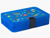LEGO ICONIC SORTING BOX - BLUE