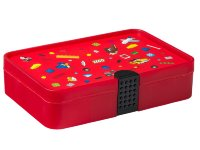 LEGO ICONIC SORTING BOX - RED