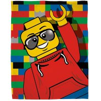 Плед CLASSIC AWESOME, Lego