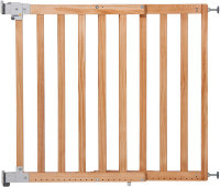Ворота безопасности Safety 1st Simply Pressure wooden gate XL Nat Wood
