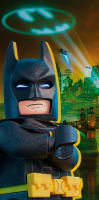 Полотенце LEG/BAT MOVIE SCENE, Lego